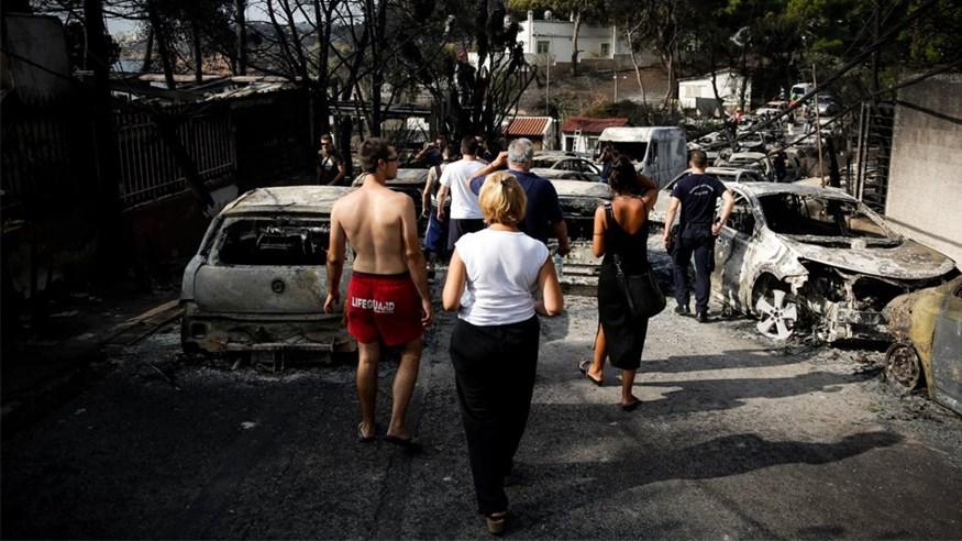Η γιαγιά τους κάηκε ζωντανή! Τα παιδιά τριγυρνούσαν μόνα τους, άνθρωποι περνούσαν μέσα από τις φλόγες…