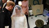 Οι προσκεκλημένοι του πρίγκιπα Χάρι και της Μέγκαν Μαρκλ ξεπουλούν τα ενθύμια του γάμου στο eBay!