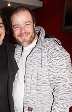Φώτης Σπύρου: Ο ηθοποιός έκανε επίσημη δημόσια εμφάνιση, μετά από τρεις μήνες!