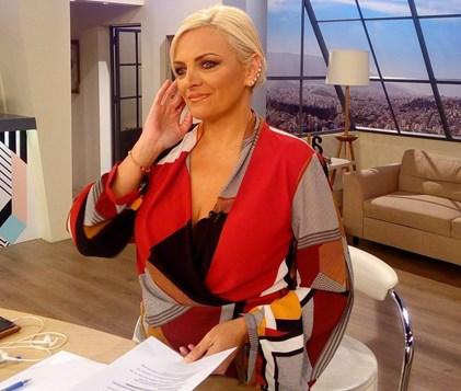 <span class=exclusivetitle3>Εκτός εκπομπής από χθες η Χριστίνα Λαμπίρη: Αυτός είναι ο λόγος της απουσίας της!</span>