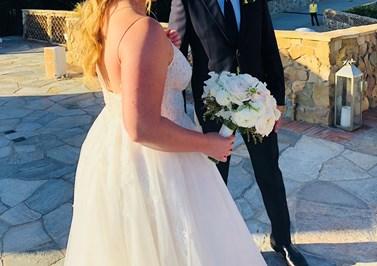 Παντρεύτηκε κάτω από άκρα μυστικότητα και έχουμε τις πρώτες φωτογραφίες του γάμου της!
