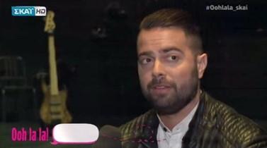 Ηλίας Βρεττός: Δείτε πώς αντέδρασε on camera, όταν ρωτήθηκε για την Ευαγγελία Αραβανή