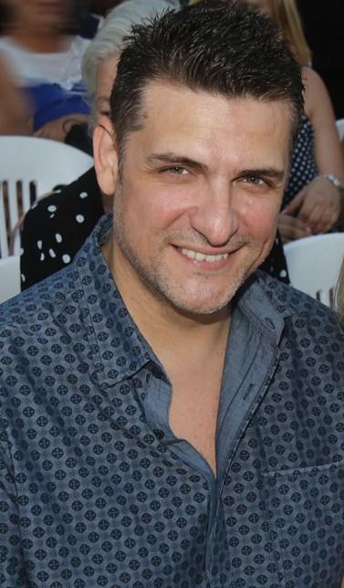 Χρίστος Αντωνιάδης: Σπάνια δημόσια εμφάνιση με την κούκλα σύζυγό του!