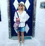 Η Ναόμι Γουότς βρίσκεται στην Ελλάδα - Ποιο νησί επέλεξε για τις διακοπές της;