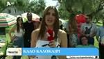 Φινάλε για το Happy Day! Δείτε πώς αποχαιρέτησε η Σταματίνα Τσιμτσιλή τους τηλεθεατές
