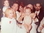 Αποκλειστικές φωτογραφίες! Η Αλίκη Βουγιουκλάκη νονά και η άγνωστη ιστορία με τον ανιψιό της, Αιμίλιο!