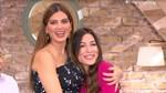 Σταματίνα Τσιμτσιλή-Φλορίντα Πετρουτσέλι: Δείτε τες αγκαλιά μαζί με τα νεογέννητα!