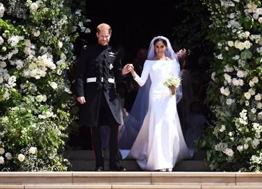 Πρίγκιπας Χάρι - Μέγκαν Μαρκλ: Αυτό ήταν το μενού του βασιλικού γάμου