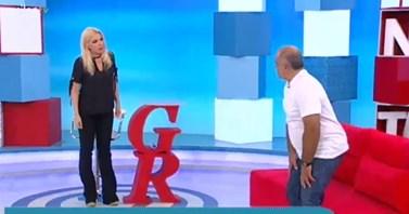 Μπέρδεψε on air την Αννίτα Πάνια με την… Κωνσταντίνα! Η αντίδραση της παρουσιάστριας