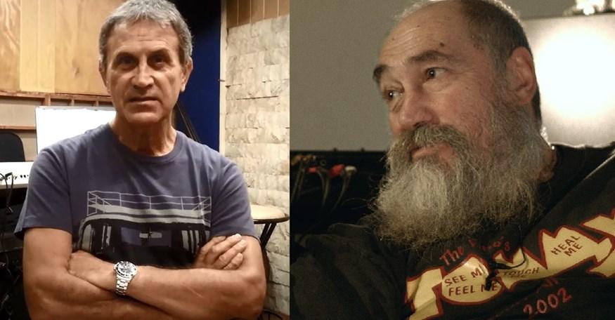 Το αντίο του Γιώργου Νταλάρα στον Τζίμη Πανούση