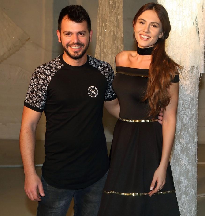 Έλενα Τσαγκρίνου - Βασίλης Κουμεντάκος: Χώρισαν μετά από δυόμιση χρόνια σχέσης!