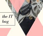 Η τσάντα των it girls έγινε δική μου και είναι ό,τι πιο βολικό έχω αγοράσει ποτέ!