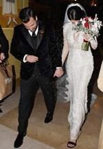 Θοδωρής Γκιώνης: Το φωτογραφικό άλμπουμ του γάμου του κομμωτή των Ελλήνων celebrities