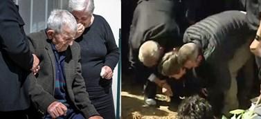 Όλα όσα έγιναν στην κηδεία του Γιώργου Μπαλταδώρου