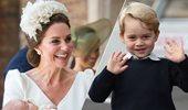 Θα πάθετε πλάκα με την εκπληκτική ομοιότητα του πρίγκιπα Λούις με τον πρίγκιπα Τζορτζ!