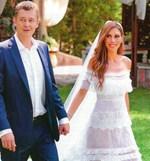 Αντώνης Σρόιτερ - Ιωάννα Μπούκη: Δείτε για πρώτη φορά 9+1 φωτογραφίες μέσα από το κτήμα όπου έγινε ο γάμος τους!
