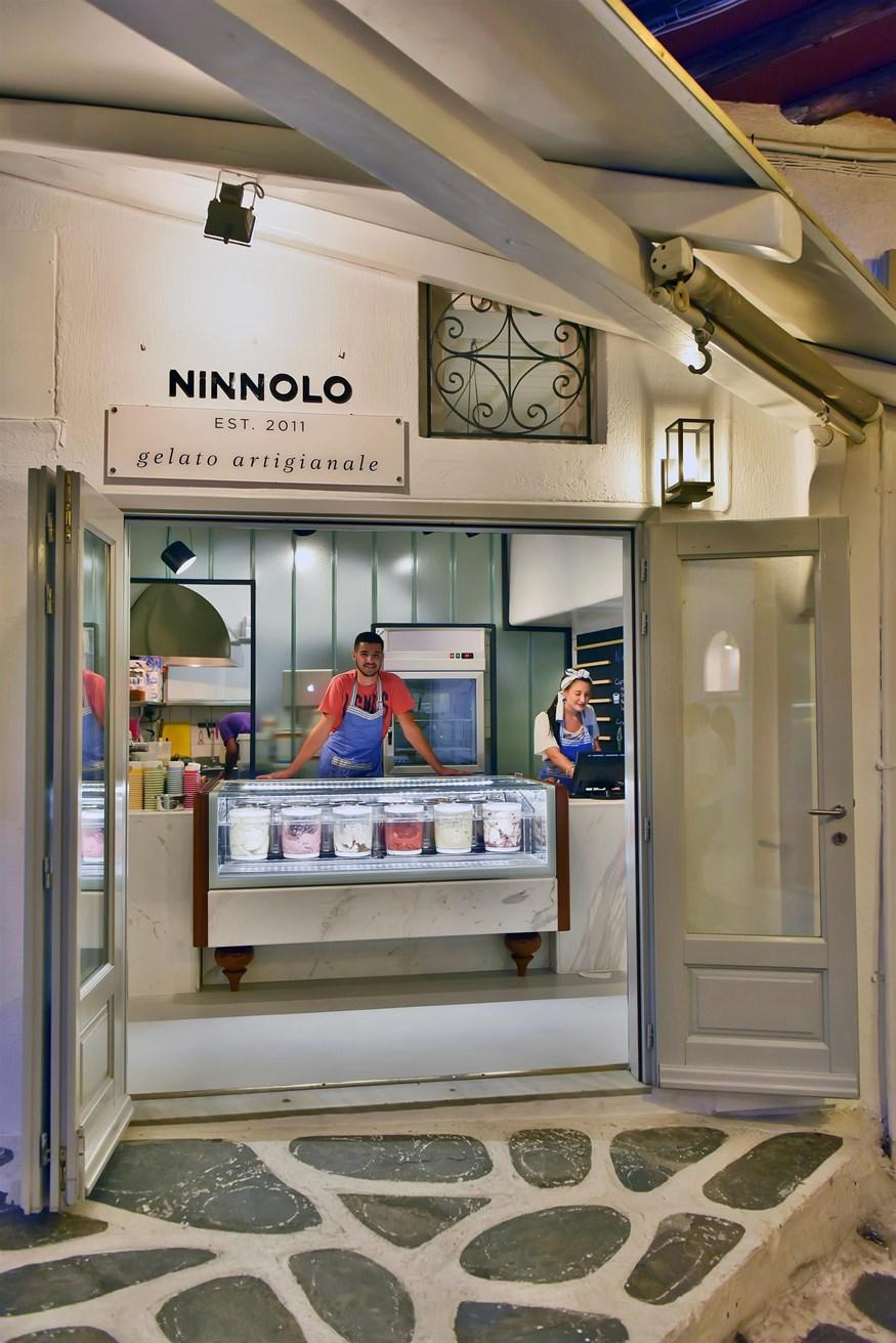 Ninnolo: Το μυστικό του τέλειου χειροποίητου παγωτού καταφθάνει στη Μύκονο μαζί με το gourmet brunch!