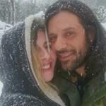 Ο Γιώργος Σεϊταρίδης παντρεύτηκε την αγαπημένη του: Οι πρώτες φωτογραφίες από τον γάμο στο Πήλιο