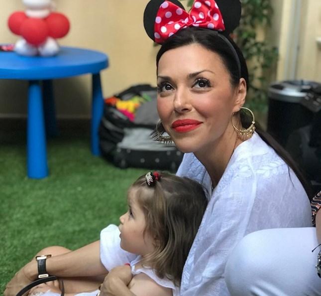 Σίσσυ Φειδά: Δείτε φωτογραφίες από το παραμυθένιο παιδικό πάρτι για τα δεύτερα γενέθλια της κόρης της!