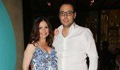 Γενέθλια για την εγκυμονούσα Ελένη Καρποντίνη: Δείτε την έκπληξη που της ετοίμασε ο Βασίλης Λιάτσος!