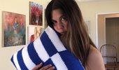 Η Κατερίνα Μουτσάτσου μετακόμισε! Δείτε φωτογραφίες από το νέο της σπίτι