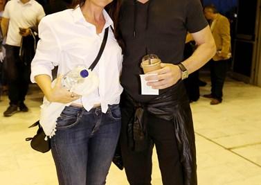 Βραδινή έξοδος για το ερωτευμένο ζευγάρι της ελληνικής showbiz, λίγο πριν τον γάμο τους!