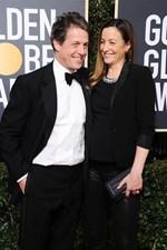 Ο Χιου Γκραντ παντρεύεται για πρώτη φορά στα 57 του με την Άννα Έμπερστάιν!