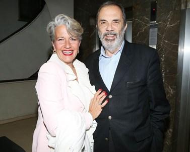 Λουκία Παπαδάκη: Σπάνια επίσημη εμφάνιση με τον σύντροφό της, Τίμο Τζαννέ!