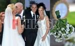 Έλενα Ασημακοπούλου - Μπρούνο Τσιρίλο: 30 + 1 φωτογραφίες από τον παραμυθένιο γάμο τους!