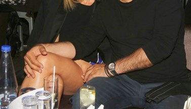 Full in love στα μπουζούκια το ερωτευμένο ζευγάρι της ελληνικής showbiz!
