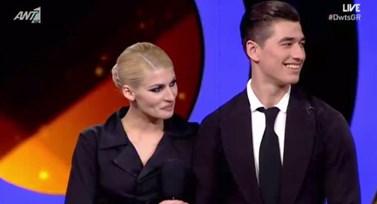 Dancing with the Stars: Ο χορός της Όλγας Πηλιάκη και το χειροκρότημα από τον Στέλιο Χανταμπάκη και τον γιο τους!
