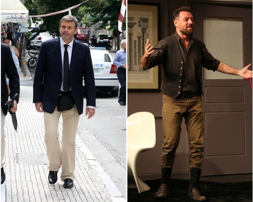 Ο Μάνος Παπαγιάννης έκανε εξώδικο στον Απόστολο Γκλέτσο: Τι ζητά ο ηθοποιός από τον Δήμαρχο Στυλίδας!