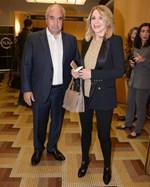 Έλλη Στάη: Η πρώτη επίσημη εμφάνιση με τον σύντροφό της, Νίκο Μουνδρέα