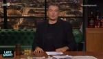Late Night: Τα σχόλια του Γιώργου Λιάγκα για το ζεϊμπέκικο του Λάκη Γαβαλά