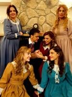Οι Μικρές Κυρίες έρχονται να αλλάξουν τις Κυριακές μας στο θέατρο Χυτήριο!