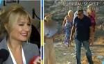 Η Φαίη Σκορδά απαντάει on camera για το ενδεχόμενο να την δούμε καλεσμένη στην εκπομπή του Γιώργου Λιάγκα