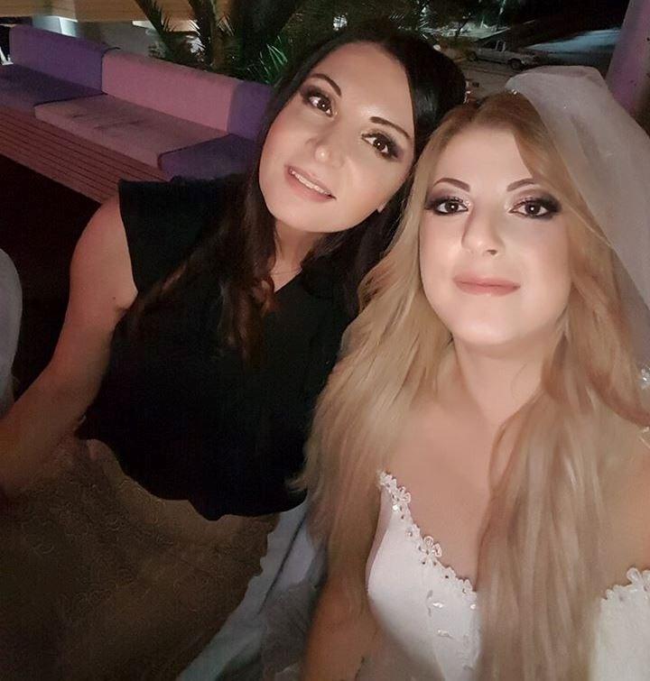 Όλγα Κιουρτσάκη: Η κόρη της Άντζελας Δημητρίου παντρεύτηκε! - Οι πρώτες εικόνες!