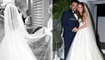Γάμος Τσολάκη – Πετρουλάκη: Καρέ-καρέ η προετοιμασία της νύφης πριν συναντήσει τον γαμπρό!