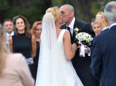 Έλενα Ασημακοπούλου - Μπρούνο Τσιρίλο: Το πρωινό που απόλαυσαν την επόμενη μέρα του γάμου τους
