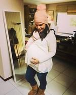 Μαρίνα Ασλάνογλου: Οι πρώτες δηλώσεις μετά τη γέννηση του γιου της