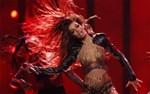 Η Ελένη Φουρέιρα και η πρώτη της εμφάνιση στο MTV!