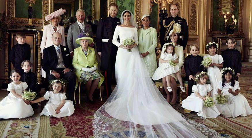 Η πριγκίπισσα Ευγενία έσπασε το Πρωτόκολλο και δημοσίευσε φωτογραφία από το εσωτερικό του Παλατιού του Μπάκιγχαμ!