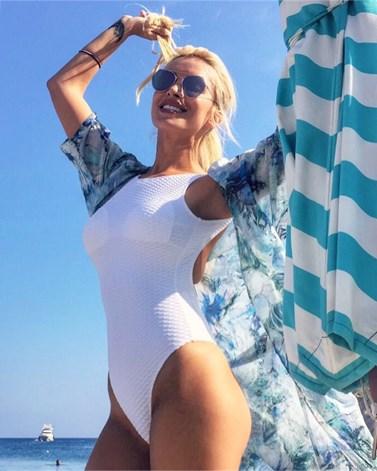 Κατερίνα Καινούργιου: Αυτή είναι η γυμναστική που κάνει και διατηρεί σε φόρμα το σώμα της!