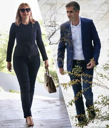 Paparazzi: Απόδραση εκτός Αθηνών για Κοσιώνη-Μπακογιάννη: Που ταξίδεψε το ζευγάρι και γιατί;
