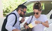 Βάσω Λασκαράκη - Λευτέρης Σουλτάτος: Δείτε πώς περνούν στις διακοπές τους στην Κρήτη!
