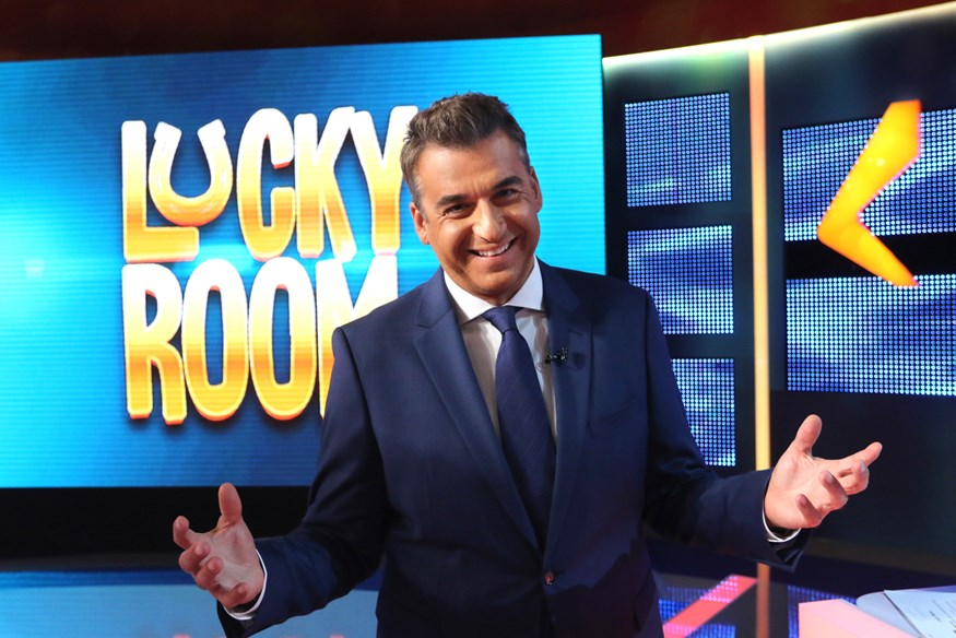 Lucky Room: Όλη η αλήθεια για το μέλλον της εκπομπής του Γιώργου Λιάγκα
