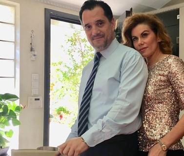 Ευγενία Μανωλίδου: Η εκπληκτική ομοιότητα με τον 13χρονο γιο της, Περσέα Γεωργιάδη!