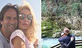 Ο Μάκης Παντζόπουλος φωτογραφίζει τη μικρή Μαρίνα στην Άνδρο! Το δημόσιο σχόλιο της Ελένης Μενεγάκη
