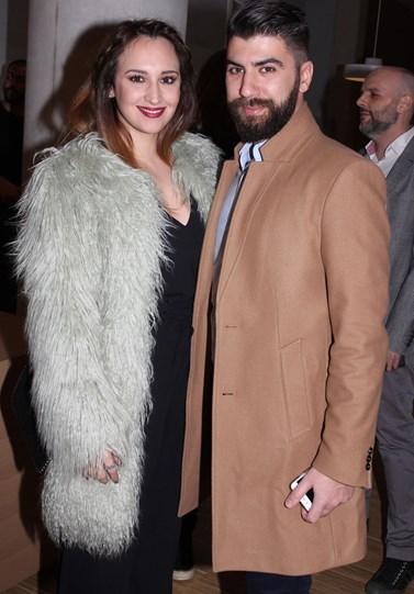 Κλέλια Πανταζή - Λευτέρης Τσάκαλος: Βραδινή έξοδος για το ερωτευμένο ζευγάρι, λίγους μήνες πριν τον γάμο τους!