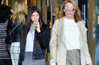 Paparazzi! Τατιάνα Στεφανίδου: Με άψογο look για shopping με την κόρη της, Λυδία!